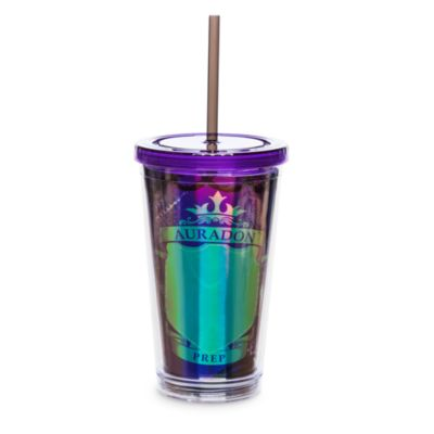 Disney Descendants - Becher mit Strohhalm