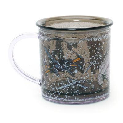 Taza transparente Star Wars