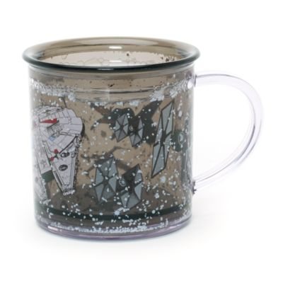 Star Wars - Glitzerbecher
