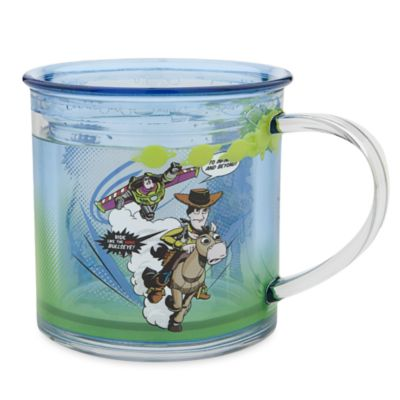 Toy Story kop med vandeffekt