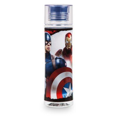 Botella Capitán América: Civil War para adulto