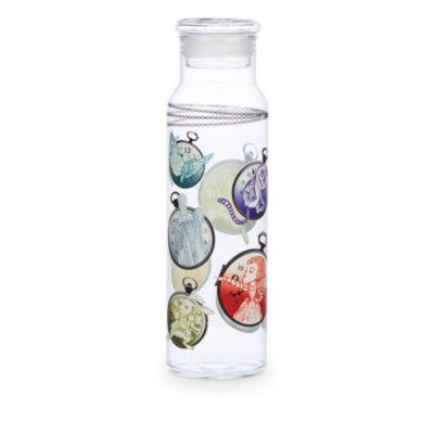 Glasflaske med Alice i Eventyrland: Bag spejlet