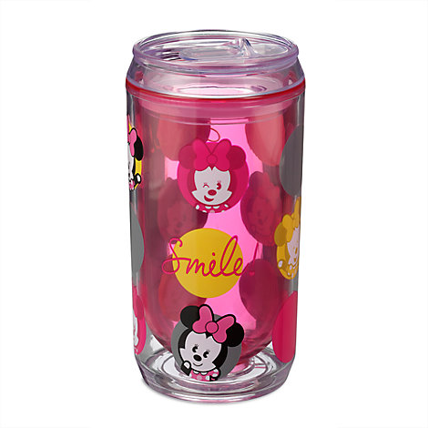 Minnie Mouse MXYZ Soda Can Drink Bottle