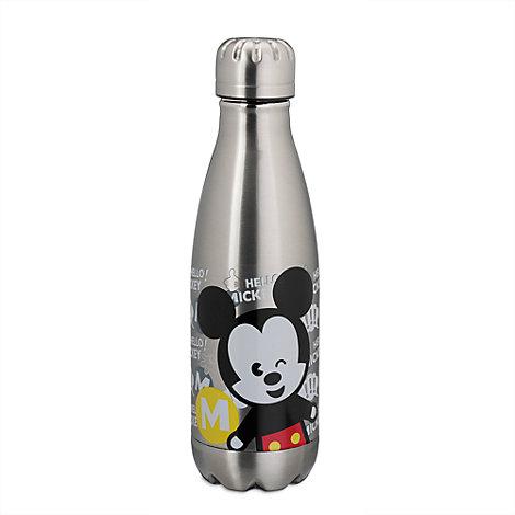 Mickey Mouse MXYZ vandflaske i rustfrit stål