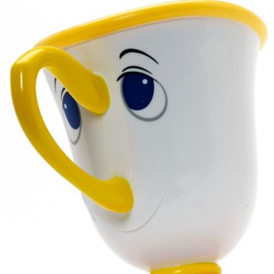 Chip Character Cup, Beauty And The Beast
