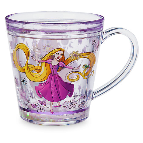 Rapunzel Fun Fill Cup