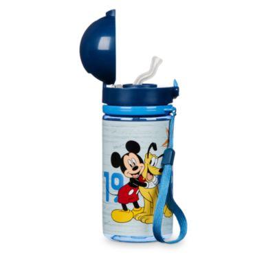 Micky Maus und Pluto - Wasserflasche