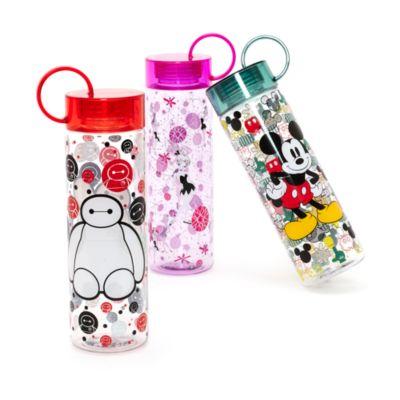 Micky Maus - Wasserflasche mit Muster