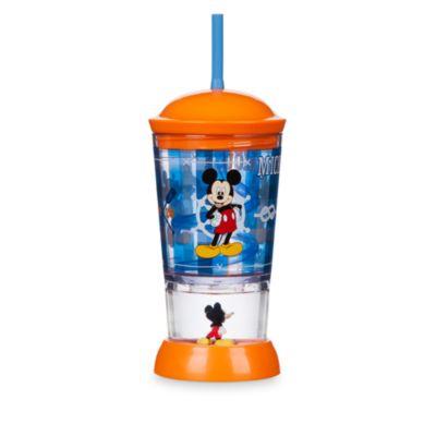 Vaso cúpula Mickey Mouse y Pluto