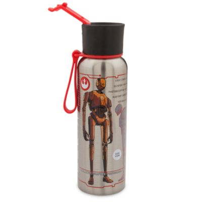 Star Wars K-2SO Stainless Steel Drink Bottle, Rogue One: A Star Wars Story
