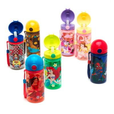 Minnie Mouse And Daisy Duck Canteen Bottle For Kids