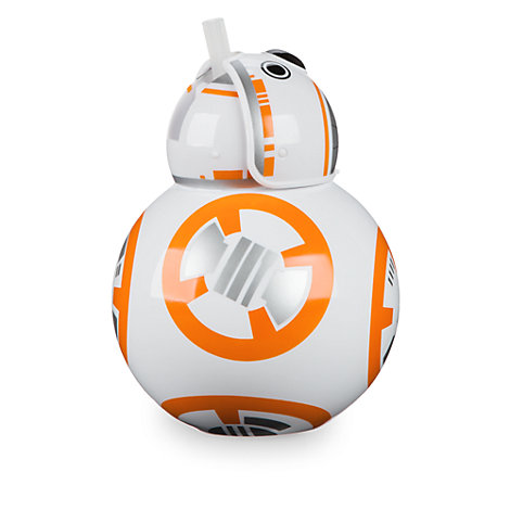 BB-8, Star Wars: The Force Awakens Drink Bottle For Kids