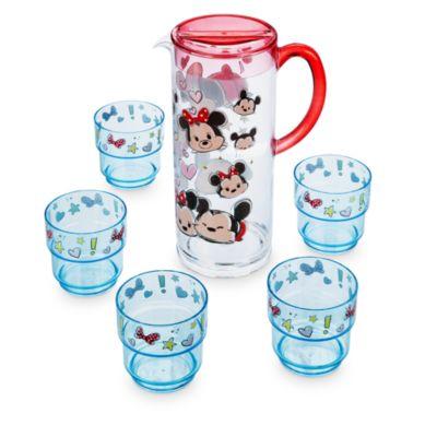 Ensemble carafe et 5 gobelets Disney Tsum Tsum