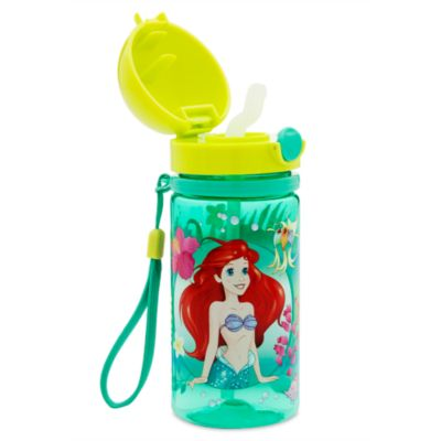 Botella infantil con recipiente para tentempiés Ariel