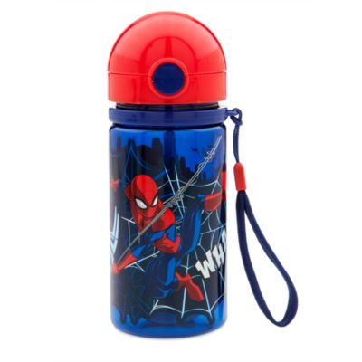 Spider-Man Canteen Bottle For Kids