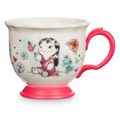 Disney Animators' Collection Lilo And Stitch Cup For Kids