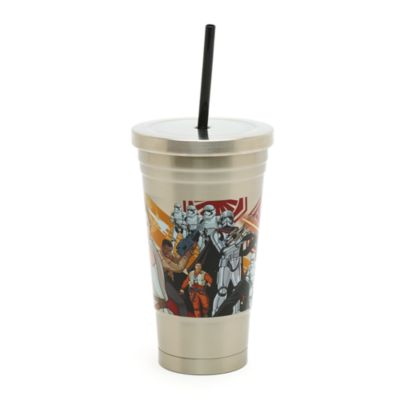 Star Wars: The Force Awakens Character Stainless Steel Tumbler