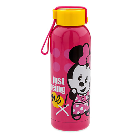 Minne Mouse Drink Bottle With Carry Handle