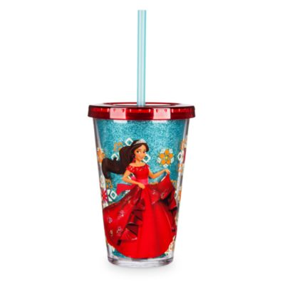 Elena of Avalor Tumbler With Straw