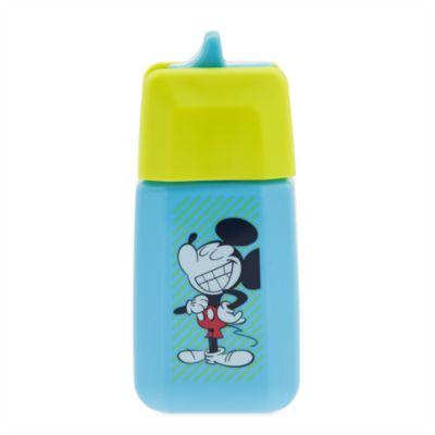 Micky Maus - Saftbehälter mit Strohhalm für Sommerspaß