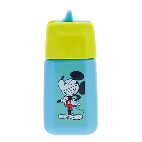 Mickey Mouse Summer Fun Juice Box with Straw