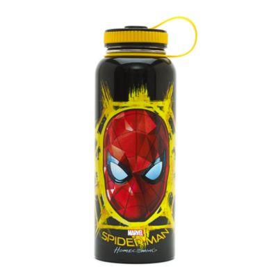 Botella rellenable portátil de acero inoxidable de Spider-Man