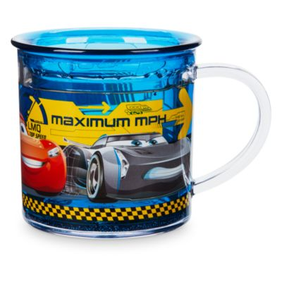 Disney Pixar Cars 3 Fun Fill Cup