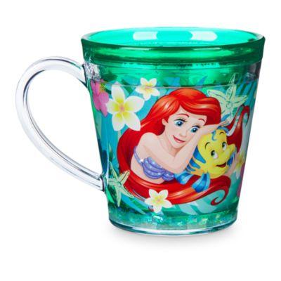 "Arielle, die Meerjungfrau - ""Arielle""-Glitzerbecher"