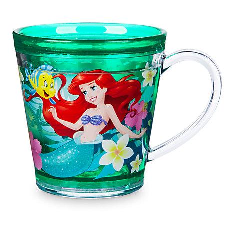 Tasse à double paroi Ariel, La Petite Sirène