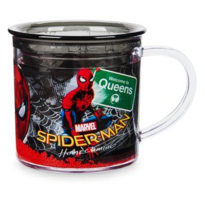 Ultimate Spider-Man-kop med vandeffekt