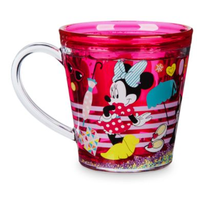 tasse double paroi minnie mouse. Black Bedroom Furniture Sets. Home Design Ideas