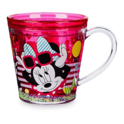 Tasse à double paroi Minnie Mouse