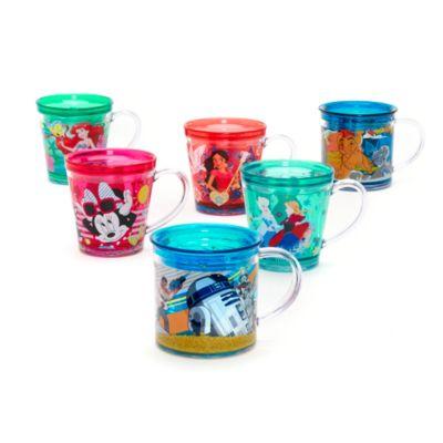 Løvernes garde-kop med vandeffekt