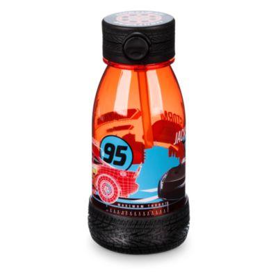 Bottiglia con cannuccia Disney Pixar Cars 3
