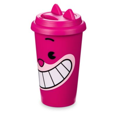 Cheshire Cat MXYZ Travel Mug, Alice in Wonderland