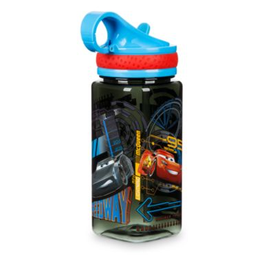 Disney Pixar Cars 3 Water Bottle