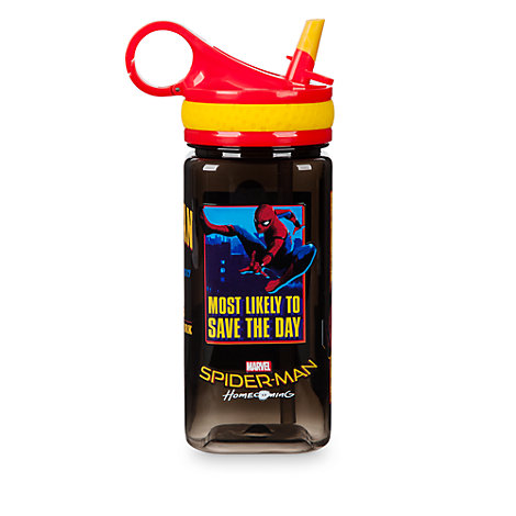 Spider-Man: Homecoming Water Bottle