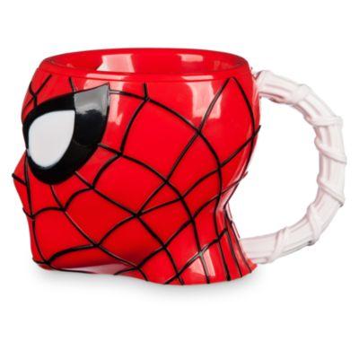 Taza de la máscara de Spider-Man