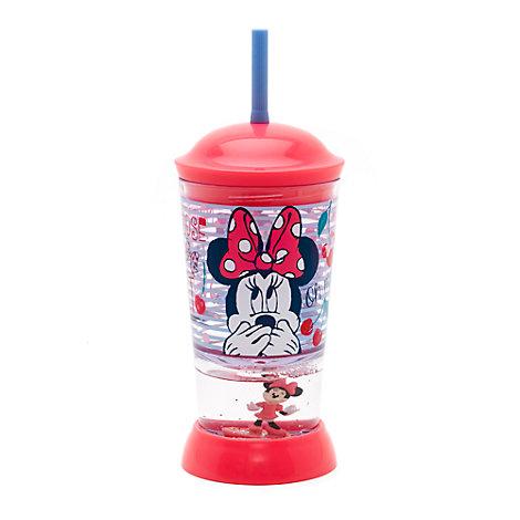 Minnie Mouse drikkekrus med kuppellåg