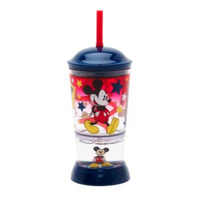 Mickey Mouse drikkekrus med kuppellåg
