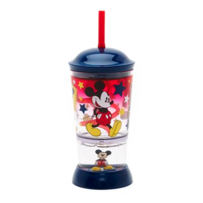 Vaso tipo cúpula de Mickey Mouse