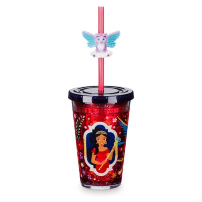 Elena of Avalor Fun Fill Tumbler with Straw