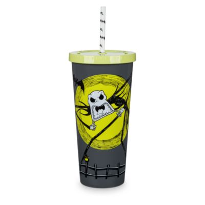 Nightmare Before Christmas - Becher mit Strohhalm