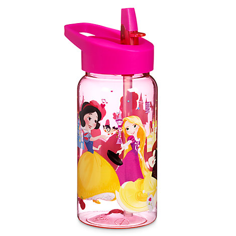 Botella rellenable princesas Disney