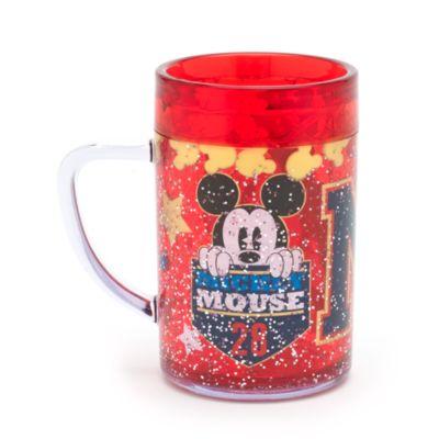 Mickey Mouse kop med vandeffekt