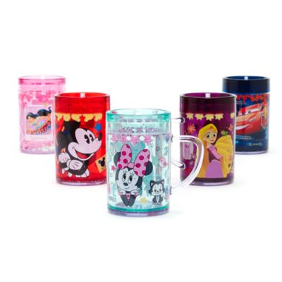 Taza con relleno divertido princesas Disney