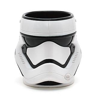 Taza plástico soldado imperial, Star Wars, Disney Store