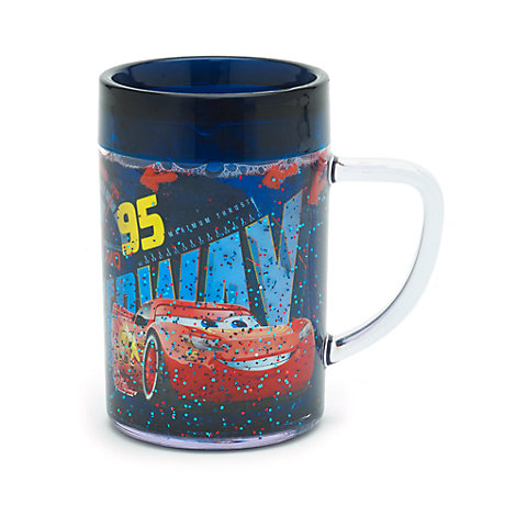 Lightning McQueen Fun Fill Cup, Disney Pixar Cars