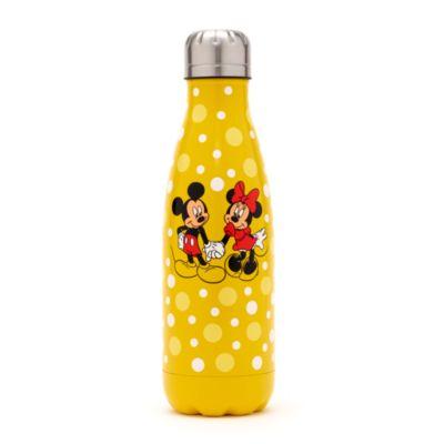 Micky und Minnie Maus - Flasche aus rostfreiem Edelstahl