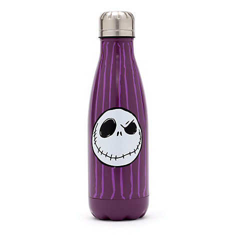 Botella acero inoxidable Jack Skelleton